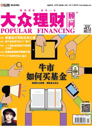 大众理财顾问2015年1月刊