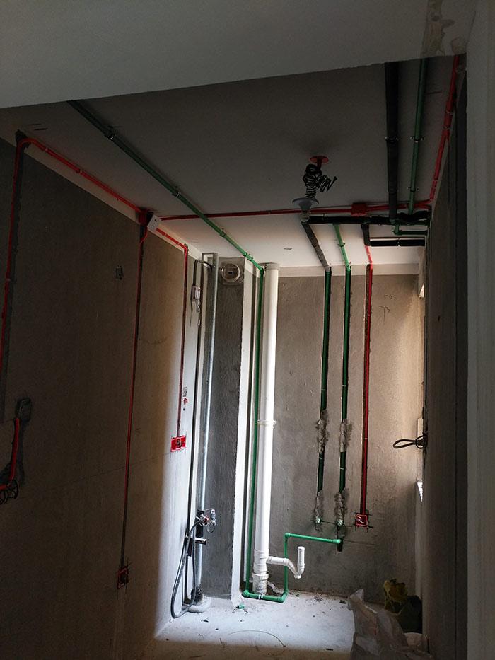 家用下水管尺寸