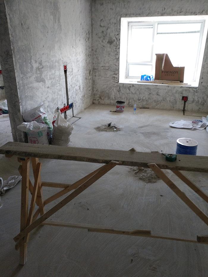 用瓷砖包管子的步骤图