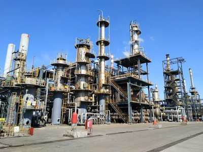万通石化加氢处理生产装置