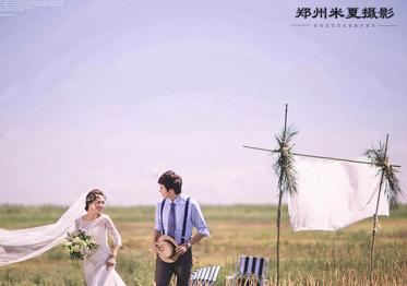郑州婚纱摄影前十名 摄影工作室婚纱照哪家拍的好