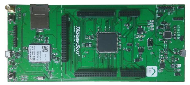 低功耗 强连接:全球首款nb-iot开发板众筹