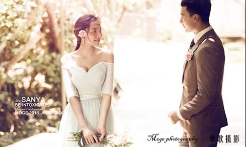 三亚婚纱摄影哪家好,青岛前十名拍婚纱照团购价格行情