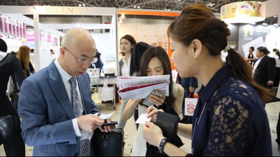 逸马携手 Beautyworld Japan ,引领亚洲连锁产业新崛起