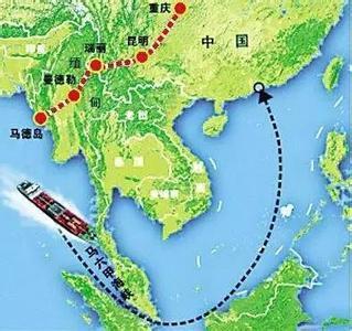 中缅管道首批原油入境,避开马六甲海峡,我国能源进口有了新通道