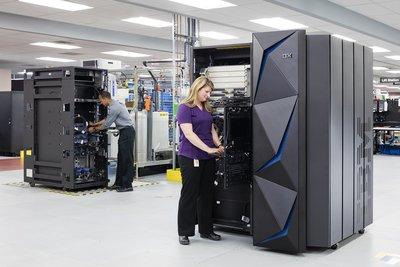 IBM Z主机发布