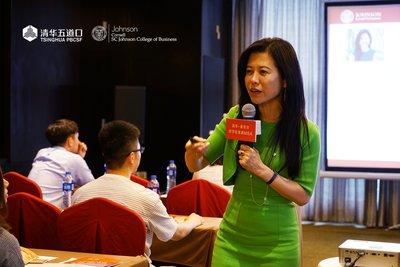 康奈尔大学约翰逊管理学院中国事务学术院长、组织与管理学教授陈雅如