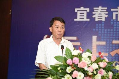 江西省宜春市委书记颜赣辉