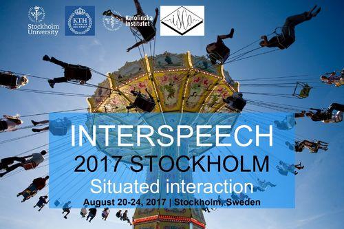 视源股份CVTE携MAXHUB亮相国际会议Interspeech2017