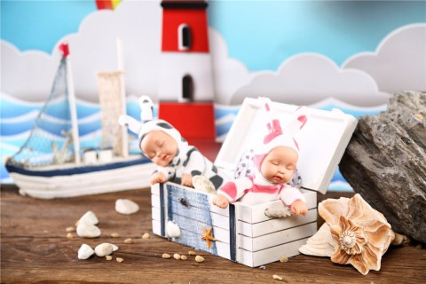 娃娃主要设计团队成员来自法国,德国等艺术气息浓郁的国度,秉承着呆萌