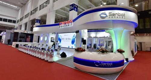 机器人产业高速发展技术结合场景创造商业价值