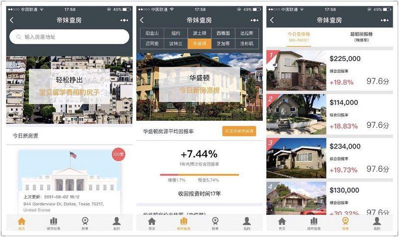 Wehome获千万天使融资大数据房产瞄准跨境投资市场