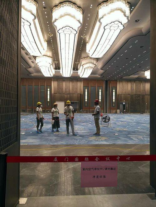 金砖峰会:主会场、分会场为何都选择净屋环保