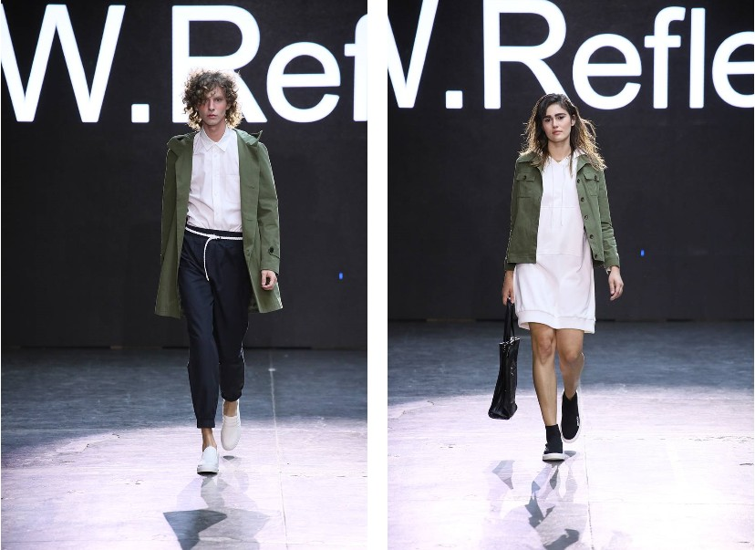 国潮新秀W.Reflex闪耀2018SS纽约时装周