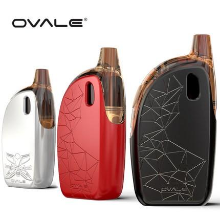 欧凡尔电子烟兼顾生活健康和工业美学