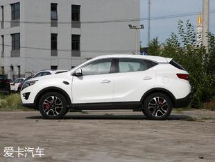 东南汽车2018款东南DX7
