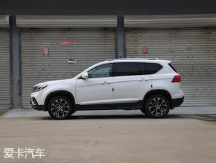东风风行2018款景逸X5