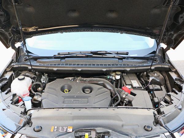 长安福特  EcoBoost 245 四驱运动型 发动机舱