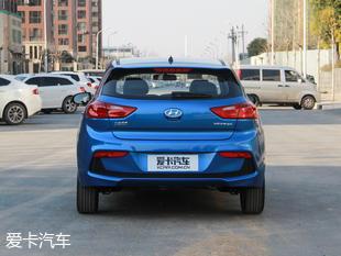 北京现代2017款悦纳RV