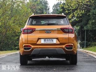 奇瑞汽车2017款瑞虎5x