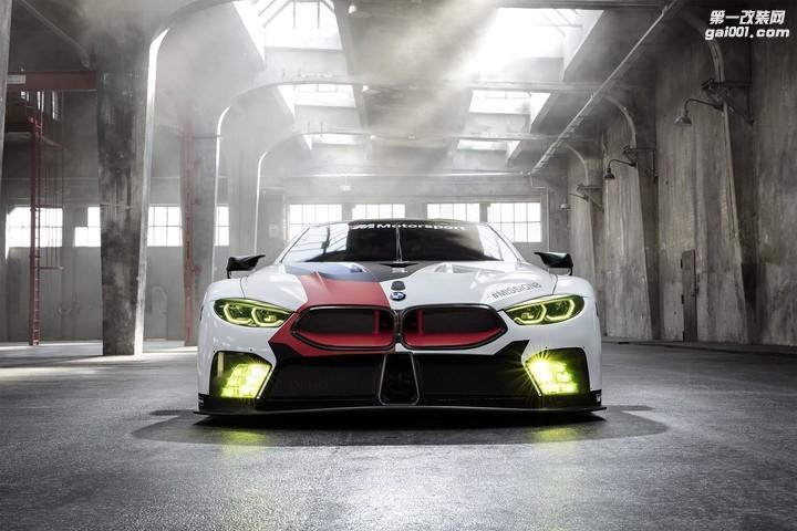 宝马即将推出8系列改装为m8 gte赛车