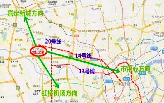TOP级豪宅上海龙湖天璞,为大虹桥增添耀眼明珠