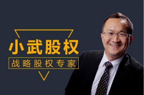 小武股权首创战略股权设计动态股权助力企业高速发展