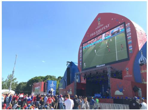 """世界杯才是""""带货王""""!激光电视带动海信称霸大屏市场"""