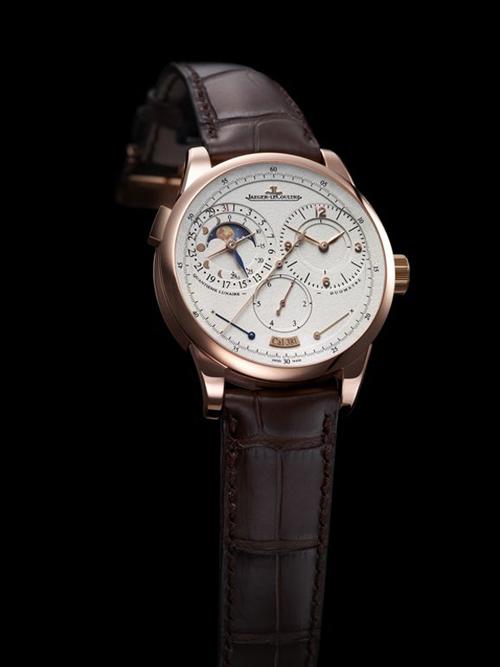 积家双翼月相日历新款腕表