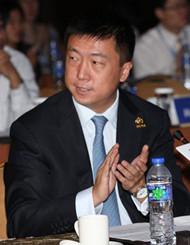 九富投资有限公司董事长 郑海涛