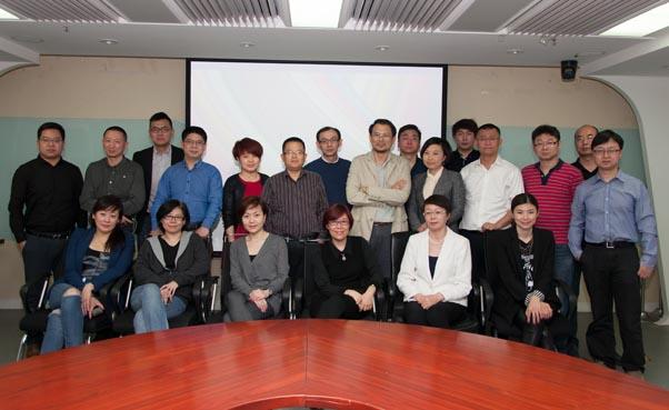 2014中国内容营销盛典评审会