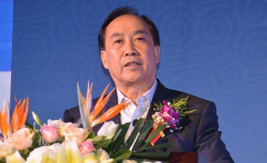 中国黄金协会副会长崔建国 为大会致辞