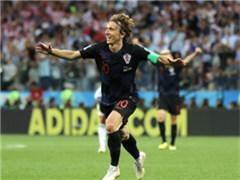 梅西哑火 阿根廷0-3负克罗地亚