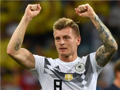 克罗斯读秒绝杀 德国2-1逆转瑞典
