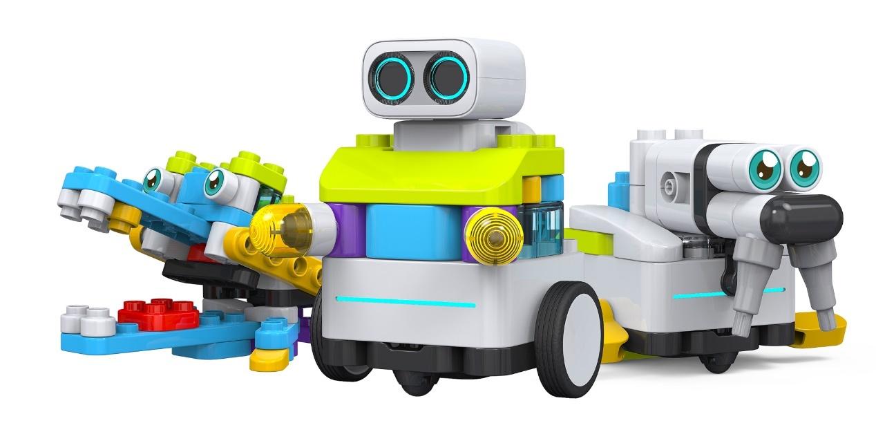 """葡萄科技定义科技积木新品类,让孩子在""""玩""""中培养创造力"""