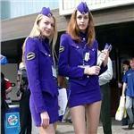 哪家最美?全球空姐大比拼