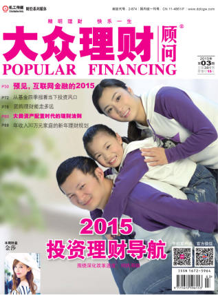大众理财顾问2015年3月刊
