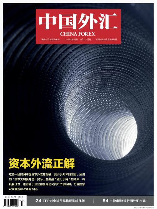 中国外汇2015年第11期