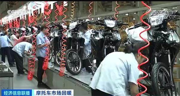 摩托车也卖爆了!进口车销量增八成!连摩托车4S店都有了