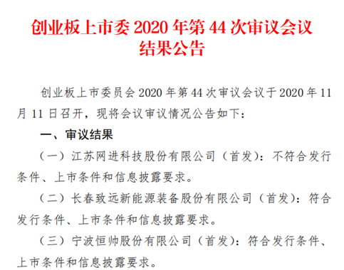 历史第一顺序!创业板注册制IPO现在是案例吗?为什么呢?深圳证券交易所直接指向三个关键问题