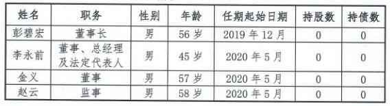 中交房地产集团:赵晖不再担任董事长 彭碧宏接任