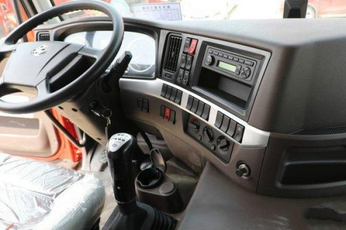 动力400马,最高96km/h,这款柳汽燃气车值得拥有