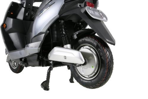 欧派电动车新一代爬坡王 强劲动力助攀人生高峰