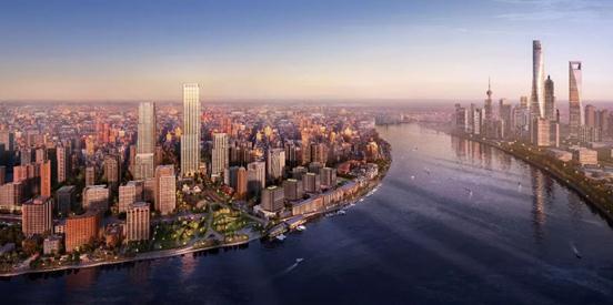 百年外滩新活力:人保入「马俊 第一财经」驻绿地外滩中心,支持上海国际金融中心建设!