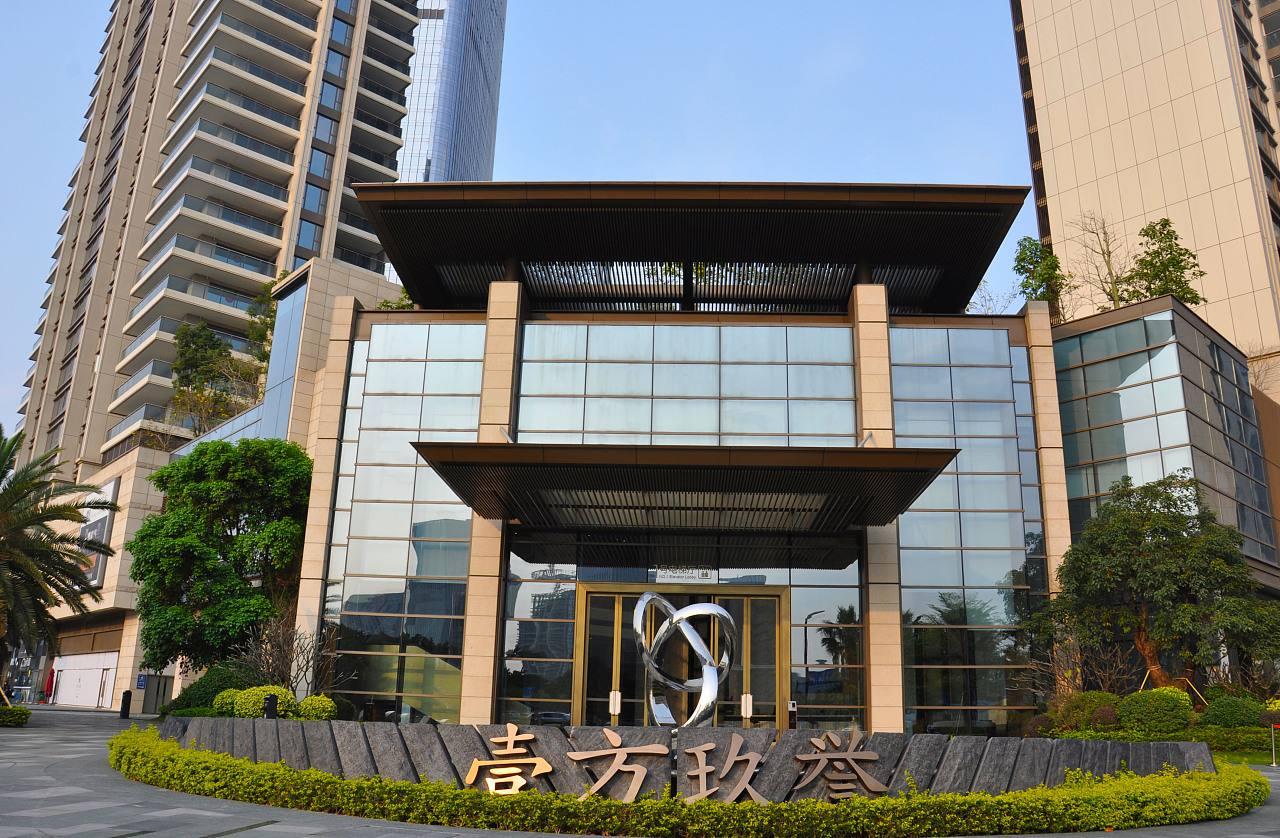 超20000次围观,3399万成交,深圳一豪宅在淘宝拍出